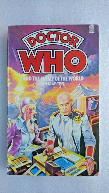 Doctor Who and the Enemy of the World by Ian Marter (Paperback, 1984)